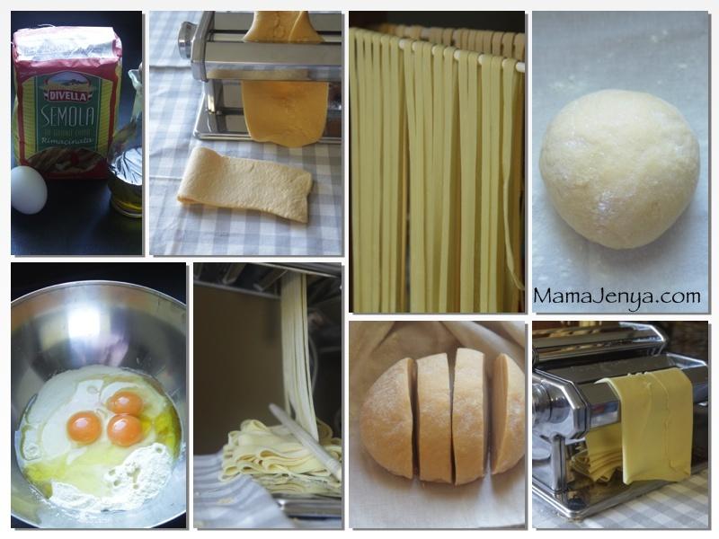 Итальянская паста своими руками Итальянская свежая паста Pasta fresca