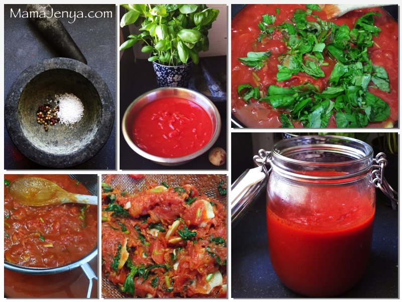 Быстрый томатный соус от Джейми Оливера Томатный соус для пиццы