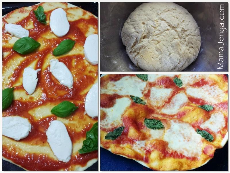 Пицца Маргарита рецепт с фото Pizza Margherita