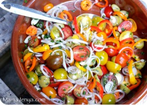 Сальса из помидоров рецепт с фото