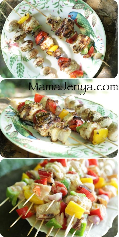 Шашлыки из курицы рецепт Шашлычки Маринад с фото