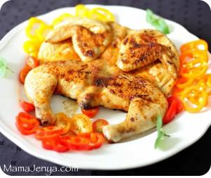 Цыплёнок тапака рецепт с фото