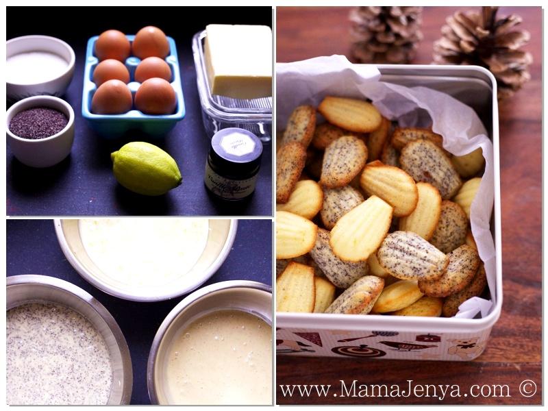 Печенье Мадлен Рецепт с фото