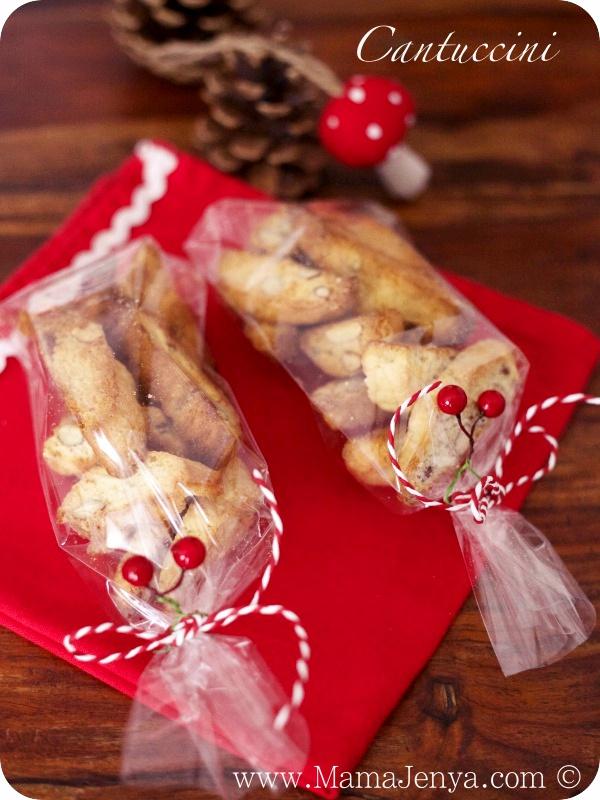 Подарки из кухни-печенье кантуччини