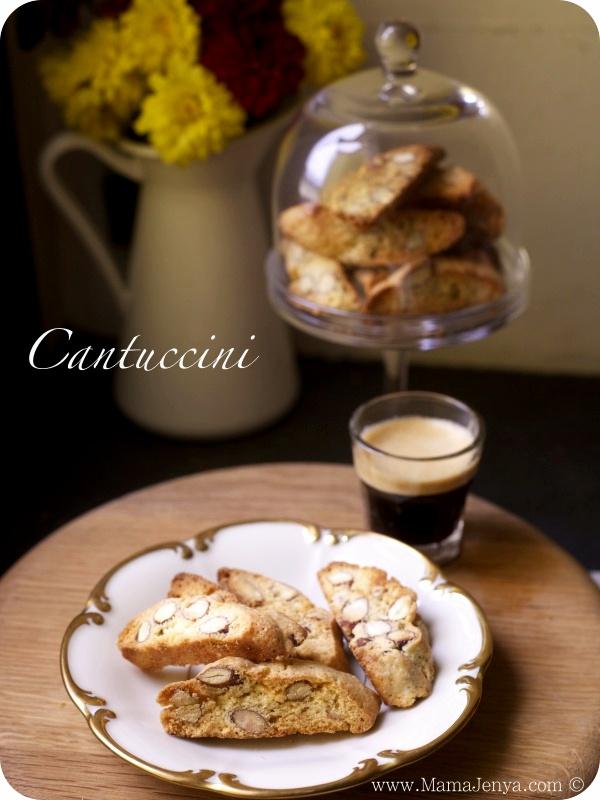 Cantuccini Кантуччине итальянское печенье сухарики рецепт с фото