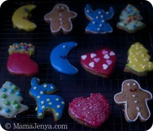 Пряничное печенье рецепт