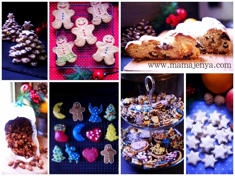 Рождественские сладости 1