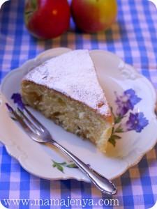 Одесский яблочный пирог