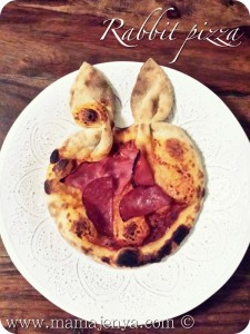 Pizza Rabbit recipe
