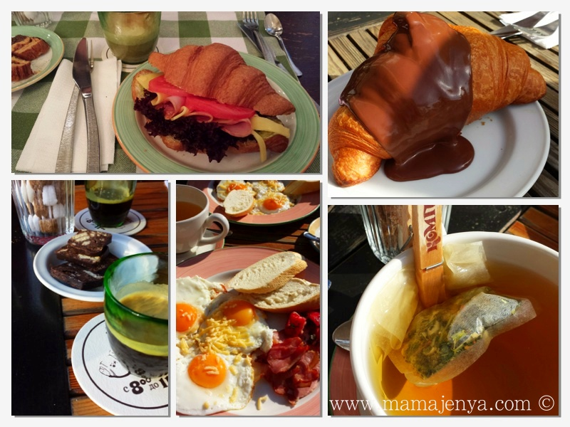 Завтраки Одесса