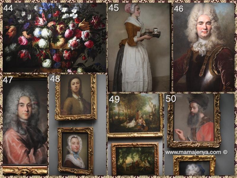 Пастель Дрезденская картинная галерея